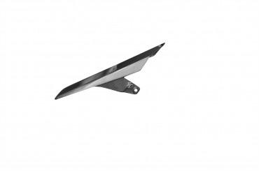 Carbon Kettenschutz für MV Agusta F3 Brutale 675 / 800 / Dragster Carbon+Fiberglas Leinwand Glossy Carbon+Fiberglas | Leinwand | Glossy