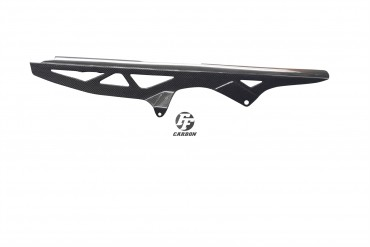 Carbon Kettenschutz für Suzuki GSX-S 1000 Carbon+Fiberglas Leinwand Glossy Carbon+Fiberglas | Leinwand | Glossy