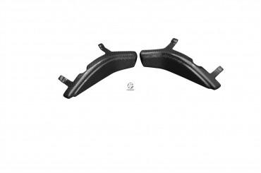 Carbon Seitenverkleidung unter Sitz für BMW K1300R / K1200R