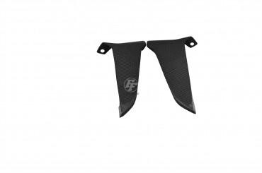 Carbon Seitenverkleidung unter Tank für BMW K1300S Carbon+Fiberglas Leinwand Glossy Carbon+Fiberglas | Leinwand | Glossy