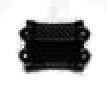 Carbon Heckverkleidung Kleines Mittleres Teil für Suzuki GSX-R 1300 Hayabusa 2008-2015