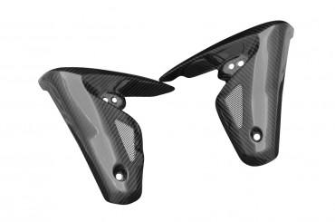 Carbon Kühlerecken für Triumph Speed Triple 1050 2008-2010