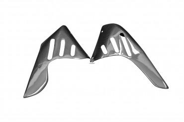 Carbon Kühlerverkleidung für Ducati Monster S4R