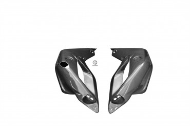 Carbon Kühlerverkleidung für MV Agusta Brutale 675 / 800 2013-2015 / Dragster