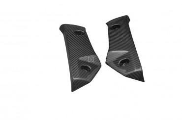 Carbon Kühlerverkleidung für Suzuki GSR 600