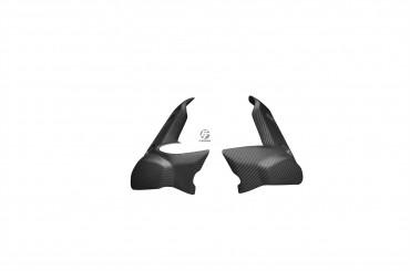 Carbon Kühlerverkleidung für Yamaha FZ1-N 100% Carbon Köper Matt 100% Carbon   Köper   Matt