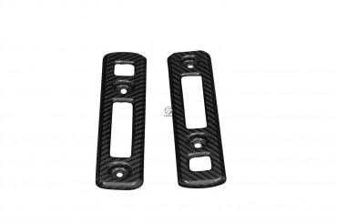 Carbon Kühlerverkleidung für Yamaha FZ8 Carbon+Fiberglas Köper Glossy Carbon+Fiberglas | Köper | Glossy