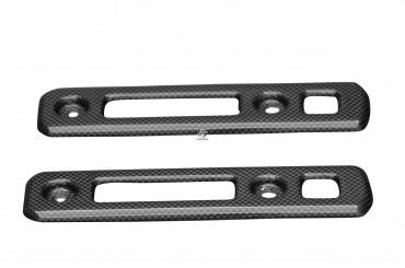 Carbon Kühlerverkleidung für Yamaha FZ8 Carbon+Fiberglas Leinwand Glossy Carbon+Fiberglas | Leinwand | Glossy