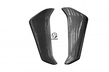 Carbon Kühlerverkleidung für Yamaha MT-09 2017-