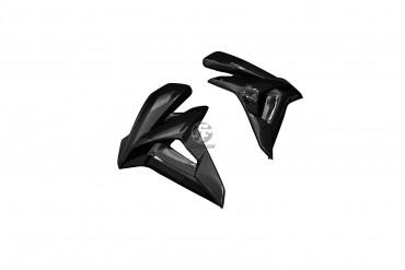 Carbon Kühlerverkleidung komplett für Suzuki GSR 750