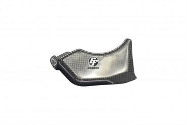 Carbon Kühlmittelausgleichsbehälter Abdeckung für Triumph Speed Triple 2011-2015