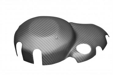 Carbon Kupplungsabdeckung für Ducati Monster 696 / 796 / 1100 EVO