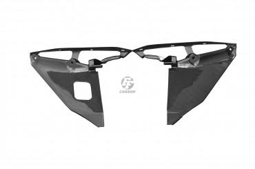 Carbon Lufteinlass Seitenteile für Suzuki GSX-R 1000 2009-2015