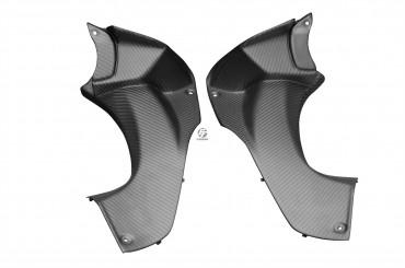 Carbon Lufteinlässe für Kawasaki ZZR 1400 / ZX-14R 2011-2015