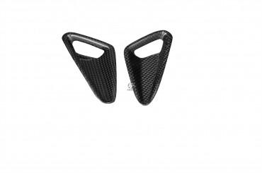 Carbon Lufteinlässe für Ducati Hypermotard 796 / 1100