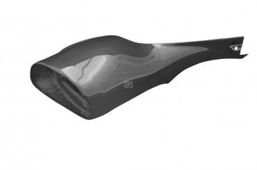 Carbon Lufteinlass links für Buell XB9R / XB9S / XB12R / XB12S Carbon+Fiberglas Leinwand Glossy Carbon+Fiberglas   Leinwand   Glossy
