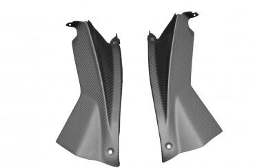 Carbon Lufteinlass Verkleidung für Aprilia RSV 4 2009-2014