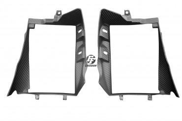 Carbon Lufteinlass Verkleidung für BMW R1200GS 2013-2016