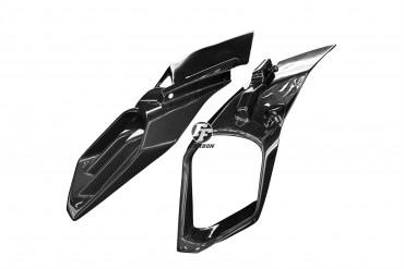 Carbon Lufteinlass Verkleidung für Kawasaki Ninja H2