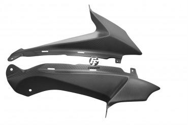 Carbon Lufteinlass Verkleidung für Suzuki GSX-R 600 / 750 2008-2010