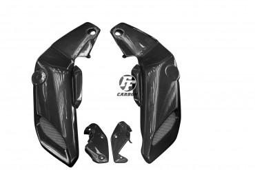 Carbon Lufteinlass Verkleidung für Yamaha MT-07 2018-