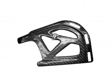 Carbon Lufteinlass Verkleidung (Links) für BMW K1300 R 100% Carbon Köper Glossy 100% Carbon | Köper | Glossy