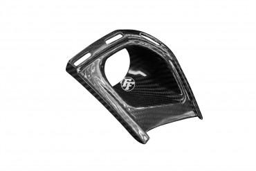 Carbon Lufteinlass Verkleidung (Rechts) für BMW K1300 R 100% Carbon Köper Glossy 100% Carbon | Köper | Glossy