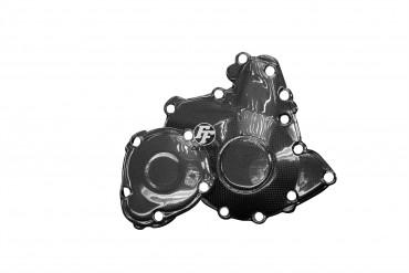 Carbon Motorabdeckung (Cover) für Triumph Speed Triple 2011-