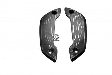 Carbon Motorabdeckung für BMW R1200 GS + Adventure 2004-2009