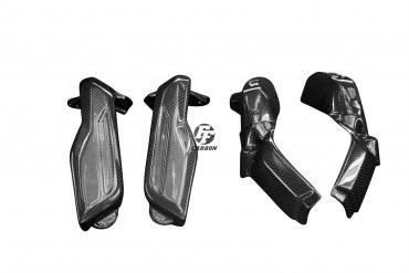 Carbon Motorabdeckung für BMW R1200GS 2013-2018