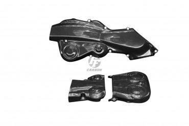 Carbon Motorabdeckung für Ducati Hypermotard 950 2019-2020