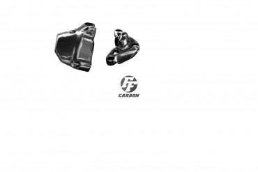 Carbon Motorabdeckung für Yamaha YZF-R6 2017-
