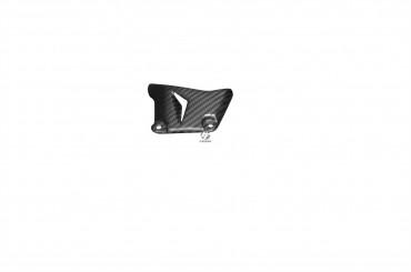 Carbon Motorabdeckung links für Kawasaki Z1000 2010-2018 Carbon+Fiberglas Köper Glossy Carbon+Fiberglas   Köper   Glossy
