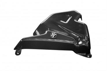 Carbon Motorabdeckung Rechts für Aprilia RSV 1000R Tuono 2006-2011 Carbon+Fiberglas Leinwand Glossy Carbon+Fiberglas | Leinwand | Glossy