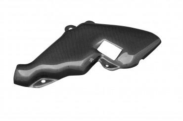 Carbon Motorabdeckung Rechts für Aprilia RSV Tuono 2003-2005 Carbon+Fiberglas Leinwand Glossy Carbon+Fiberglas | Leinwand | Glossy