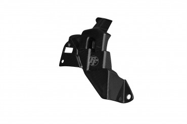Carbon Motorabdeckung Links für Yamaha R1 ab 2015 Carbon+Fiberglas Leinwand Glossy Carbon+Fiberglas | Leinwand | Glossy