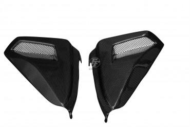 Carbon Obere Seitenverkleidung für Honda CB 1000R 2008-2017 100% Carbon Leinwand Glossy 100% Carbon | Leinwand | Glossy