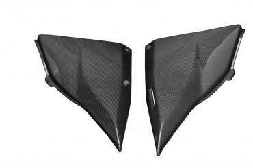 Carbon Obere Seitenverkleidung für Kawasaki Z750 / Z750S 2005-2006 / Z1000 2004-2006