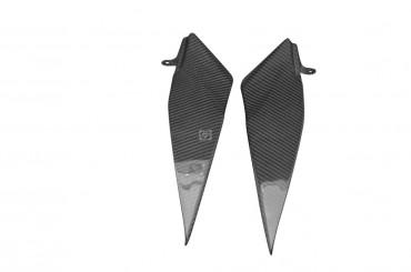 Carbon Obere Seitenverkleidung für Yamaha YZF-R1 2007-2008