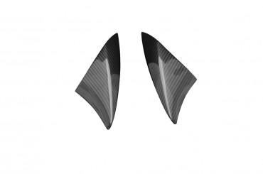 Carbon Obere Seitenverkleidung (Vorn) für Kawasaki Z1000 2010-2013