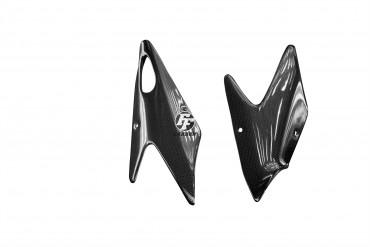 Carbon Obere Seitenverkleidung (Vorn) für MV Agusta Brutale 750 / 910 / 989R / 1078RR
