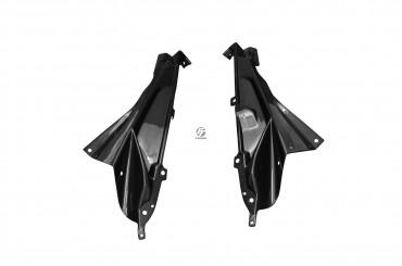 Carbon Seitenverkleidung (oberes Teil) für BMW S1000RR 2010-2014