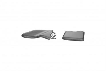 Carbon Rahmenschutz für Suzuki B-King 1300 2007-2011