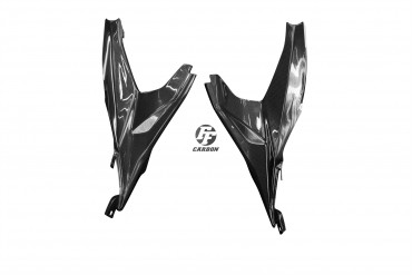 Carbon Rahmenverkleidung für Ducati Panigale 899 / 959 Carbon+Fiberglas Leinwand Glossy Carbon+Fiberglas | Leinwand | Glossy