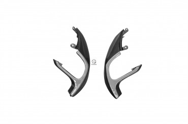 Carbon Lufteinlass Verkleidung für BMW K1300S Carbon+Fiberglas Leinwand Glossy Carbon+Fiberglas | Leinwand | Glossy