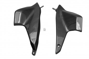 Carbon Ram-Air Abdeckung für BMW R1200R 2006-2014 Carbon+Fiberglas Leinwand Glossy Carbon+Fiberglas | Leinwand | Glossy