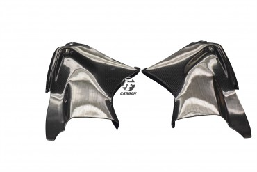 Carbon Ram Air Cover für Yamaha YZF-R6 2003-2005