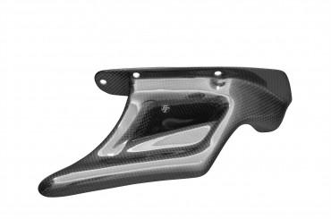 Carbon Riemenabdeckung (Unterseite) für Buell XB9 / XB12 2003-2005 Carbon+Fiberglas Leinwand Glossy Carbon+Fiberglas   Leinwand   Glossy
