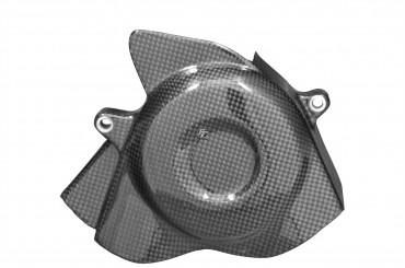 Carbon Ritzeldeckel für Kawasaki ER-6F / ER-6N 2006-2008 Versys KLE650 2007-2009
