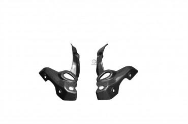 Carbon Scheinwerfer Halter für Yamaha MT-07